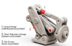 All Manfred Frank heavy duty hinges have a range of door mounts to suit any door or panel and can be easily adjusted under full load. Mechanical Engineering Design, Mechanical Design, Heavy Duty Hinges, Robotics Projects, Metal Workshop, Metal Bending, Metal Working Tools, Suspension Design, Robot Arm