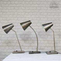 lampa stołowa PRL
