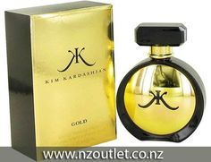 #KimKardashian Gold EDP Kim Kardashian Gold eau de parfume spray for women is a warm and spicy perfume, opening with top notes of bergamot, grapefruit and pink pepper, blending with a heart of jasmine, rose and violet, all of which sits atop a smooth base of sandalwood, patchouli, amber, benzoin and musks. http://nzoutlet.co.nz/product/product_details/KIM-KARDASHIAN-GOLD-EDP