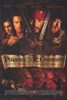 Depp's Captain Jack Sparrow made the other 3 films in the series enjoyable enough to watch, but the first is the only one that you must see.