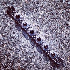 Lolu Rhoda Black Diamond Bracelet