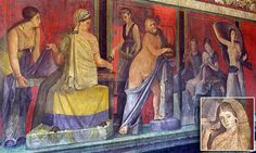 Pompeii's Villa of Mysteries restored and re-opened amid EU funding threat Pompeii City, Pompeii Ruins, Pompeii And Herculaneum, Ancient Rome, Ancient Art, Ancient History, Art History, Ancient Greece, Fresco