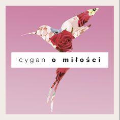 """Robocza wersja frontu dla wydawnictwa """"Cygan o miłości"""""""