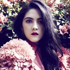 Isabelle Fuhrman, upcoming star of blasphemous Suspiria remake. I have to say, at least he picked an interesting lead.