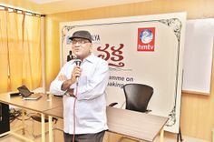 Participants overcome stage fear at 15th batch of Vaktha - read full story click here... http://www.thehansindia.com/posts/index/2014-06-16/Participants-overcome-stage-fear-at-15th-batch-of-Vaktha-98586