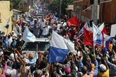 La euforia se apodera de Bonao en desbordante apoyo al candidato del PRM y Coalición por un Mejor País Luis Abinader