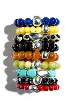 Simon Sebbag Stretch Bracelets