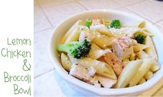 Lovely Little Snippets: Lemon Chicken and Broccoli Bowl -really like this new blog i found. looks like some healthier choice and fairly practical and easy recipes