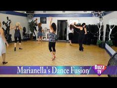 Dance lesson #5 Marianella's Dance Fusion