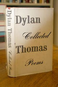 Current read (1/29/12): The Collected Poems of Dylan Thomas (New Directions, 1957.) Following a collection of British poetry with... more British poetry!