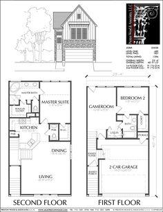 Fourplex plans 4 plex plans townhouse f 550 triplex for Building a fourplex