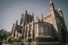 Christ Church Cathedral, Newcastle, NSW. Australia