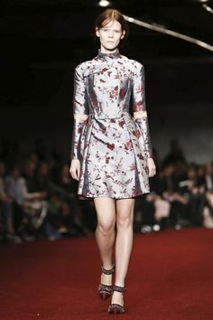 Erdem Ready To Wear Fall Winter 2014 London - NOWFASHION