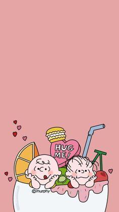 Cute Pastel Wallpaper, Soft Wallpaper, Kawaii Wallpaper, Aesthetic Iphone Wallpaper, Wallpaper Iphone Disney, Cute Disney Wallpaper, Cute Cartoon Wallpapers, Christmas Phone Wallpaper, Snoopy Wallpaper