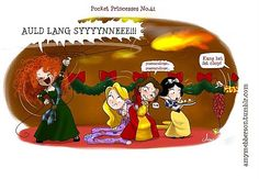 Pocket princess # 42: Christmas