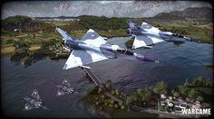 New Wargame: AirLand Battle Screenshots Revealed