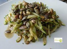 Los Postres de Elena: Ensalada rápida de calabacín #Recetas #Recipes #Vegetariana #Vegetarian #Vegana #Vegan  #Tenerife #Canarias #España