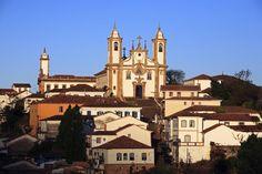 4 passeios bate e volta saindo de Belo Horizonte