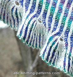 ABC Knitting Pattern