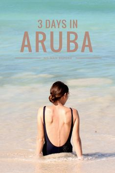 Three Days in Aruba | Our guide to the best snorkeling, beaches, and hiking on the island.