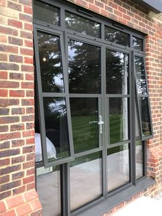 Windows and doors are an essential portion of a house. Your windows and doors are an essential portion of the house. Windows and doors are an essential part of your house. Windows and doors play a … Aluminium Front Door, Aluminium Windows And Doors, Steel Windows, Pvc Windows, Arched Windows, Window Frame Colours, Window Frames, French Doors Bedroom, French Doors Patio