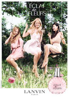 """В продажу поступила Eclat de Fleurs от Lanvin - новая парфюмированная вода для женщин - 9 Октября 2015 - Проект """"Ваш-Аромат.ру"""": духи, парфюмерия, тестеры #ParfumInRussia"""