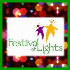 Colorado Springs Festival of Lights Parade.