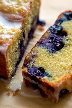 Blueberry, Almond and Lemon Cake Recipe - NYT Cooking