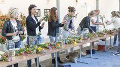 Zeit für einen neuen Flowerworkshop