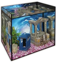 1000 images about fish tanks on pinterest cool fish - Cool ideas for a fish tank ...