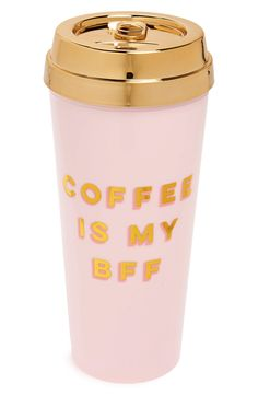 BFF Deluxe Thermal Travel Mug