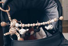 DIY | Barnvagsmobil, baby mobile