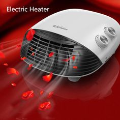 220V Electric Heater Fan Heater Room Warmer Mini Warm Air Blower