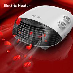 220V Electric Heater Fan Heater Room Warmer Mini Warm Air Blower