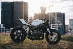 The Angry Bird – Wenley's Honda CBR954RR – Throttle Roll