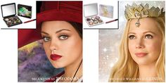 Urban Decay Oz the Great and Powerful Palettes for Spring 2013