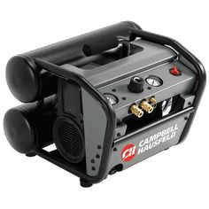 Special Offers - Campbell Hausfeld CT436100AV 4.5-Gallon Oil Free Twin Tank Contractor Air Compressor For Sale - In stock & Free Shipping. You can save more money! Check It (October 14 2016 at 06:27PM) >> http://chainsawusa.net/campbell-hausfeld-ct436100av-4-5-gallon-oil-free-twin-tank-contractor-air-compressor-for-sale/