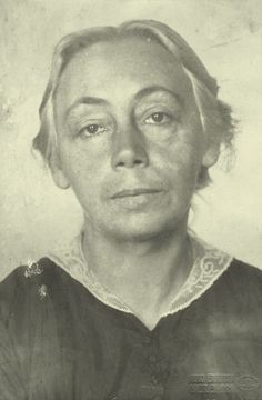Kathe Kollwitz. Artist.