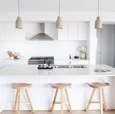 The lovely kitchen of @ourdandylife