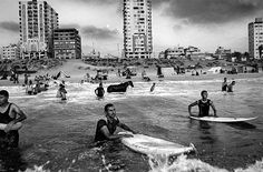 Leaving Gaza By Andrew McConnell