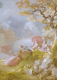 Jean-Honore Fragonard, French (1732-1806)