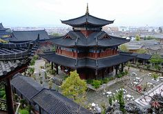 ancient chinese architecture - Lijiang