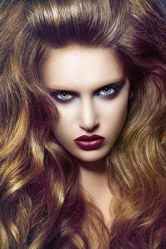 Caroline by Yulia Gorbachenko, via Behance