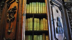 Books in a cabinet in the Vatican Secret Archives. (Photo by Vatican Secret Archives via CNS) Le Vatican, Vatican Secret Archives, Pope Leo Xiii, Mysterious Universe, Les Religions, Sistine Chapel, Story Of The World, Military Photos, Artificial Intelligence