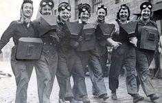 female welders during the war!
