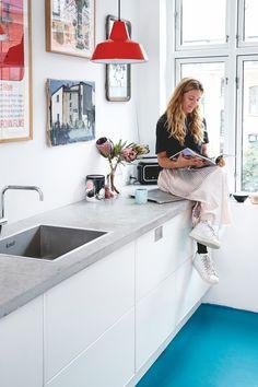 Et personligt brev skaffede Fie og hendes surferfamilie deres drømmehjem