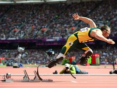 Oscar Pistorius continues to expand scope of Paralympics