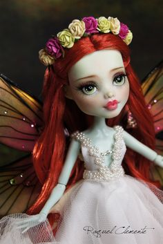 Melissa par Raquel Clemente - True Dolls