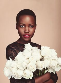 Lupita Nyong'o by Alexi Lubomurski for Marie Claire UK Magazine October 2014   http://fashionbombdaily.com/snapshot-lupita-nyongo-alexi-lubomurski-marie-claire-uk-magazine-october-2014/
