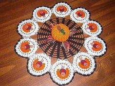 Ravelry: Thanksgiving Doily pattern by Betty Stevens